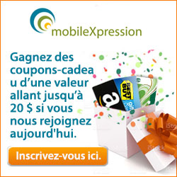 mobile expression sondage sur mobile